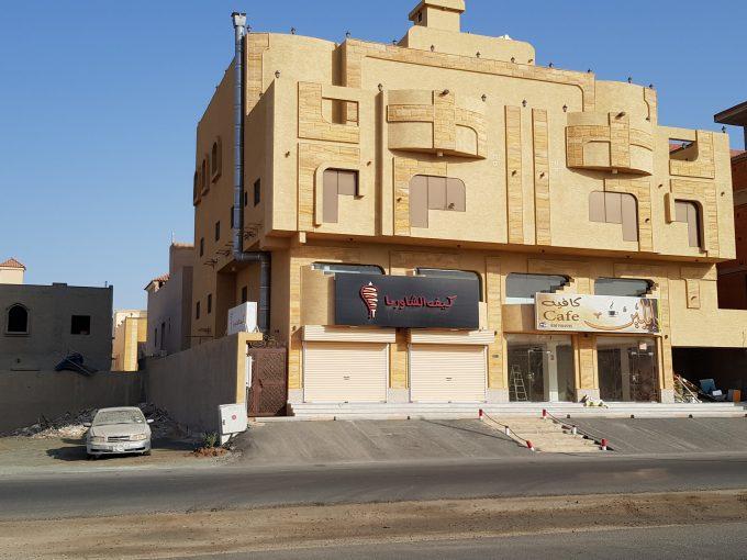 للايجار عدد 5 شقق سكنية حي الياقوت جدة