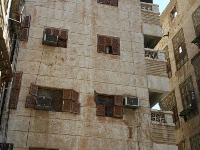 للبيع عمارة تجاري سكني حي البلد جدة