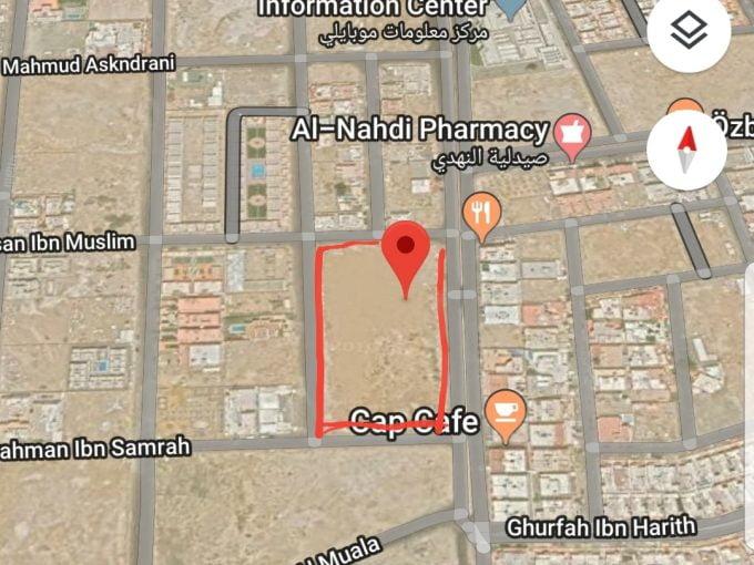 للبيع ارض تجاري سكني 20الف متر حي ابحر الجنوبية الشرقي جدة