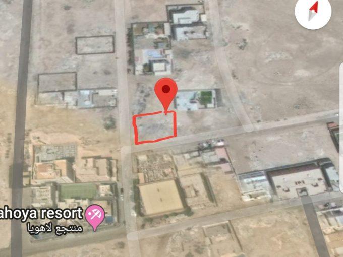 للبيع ارض سكنية 823م حي الزمرد جدة