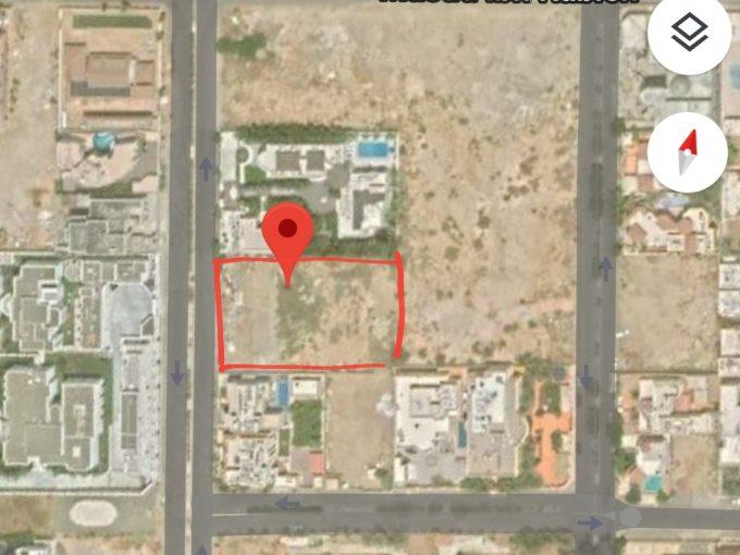 للبيع ارض سكنية 3360م حي المرجان جدة