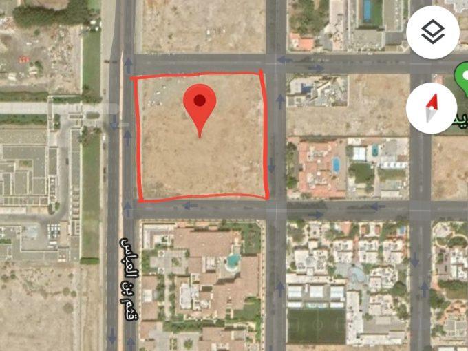 للبيع ارض سكنية 9482م حي المرجان جدة