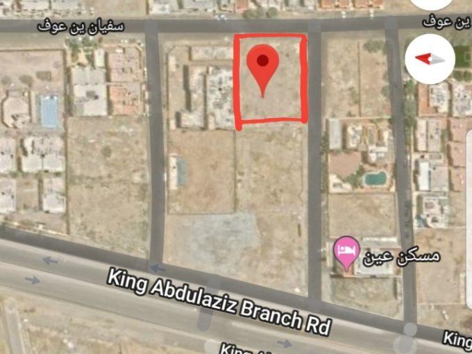 للبيع ارض سكنية 2000م ابحر الجنوبية الشرقي جدة